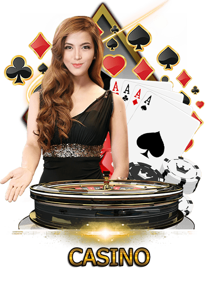 Casino Asian Girl
